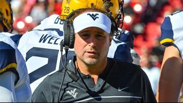 Houston hires coach Dana Holgorsen away from West Virginia