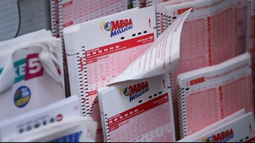 Someone in Austin won $5 million in Mega Millions Tuesday night