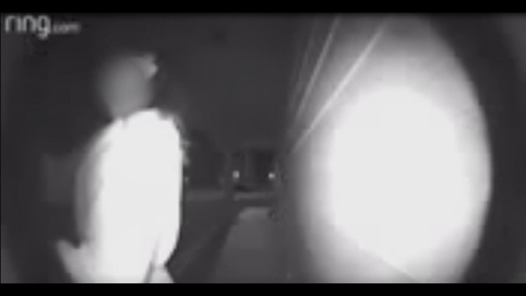 Manor police: Woman seen in chilling video wasn't kidnapped