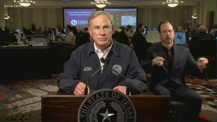 'The system broke. You deserve answers.' | Gov. Abbott promises action in statewide address over Texas energy crisis