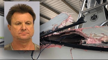 Suspected drunk boater from Silsbee accused of striking Texas Game Warden crew on Lake Travis had prior DWI convictions