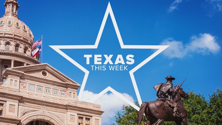Texas This Week: Texas House Democrats testify before Congress