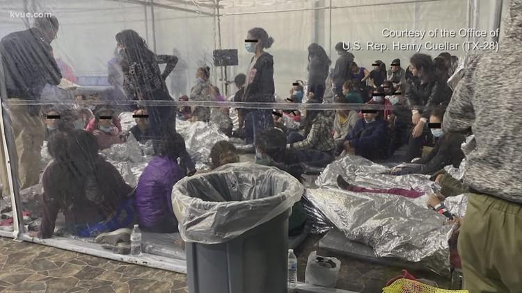 Gov. Abbott 'demanding answers' from President Biden on 'humanitarian crisis' at border