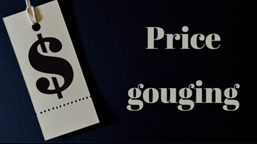 Price gouging is on the rise. Here's how to report it in Texas.