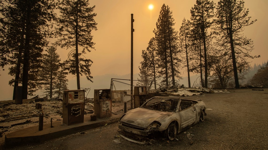 Camp Fire: Wildfire's death toll increases to 48, partial list of names released | Updates