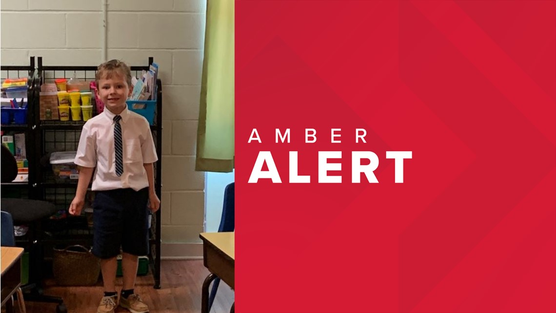 Amber Alert Issued For 6-year-old Waxahachie Boy