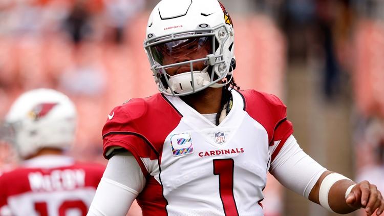 NFL Week 7 Power Rankings: Cardinals takeover top spot; Titans crash top 10