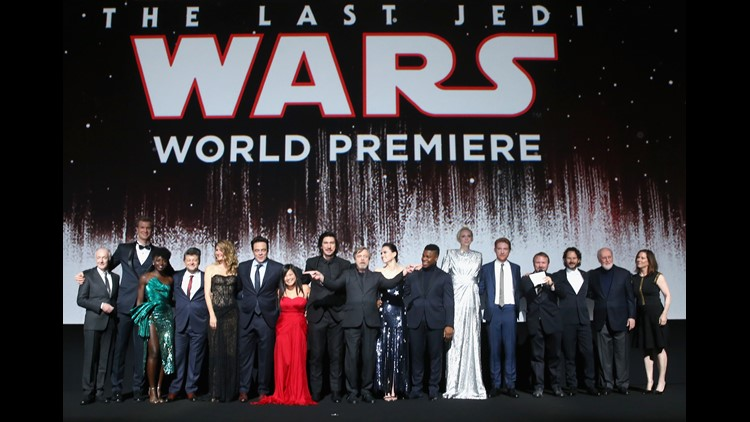 There is an official review embargo until December 12 at 12 pm EST before The Last Jedi opens Dec. 15, but journalists and critics weighed in with initial thoughts on Twitter.
