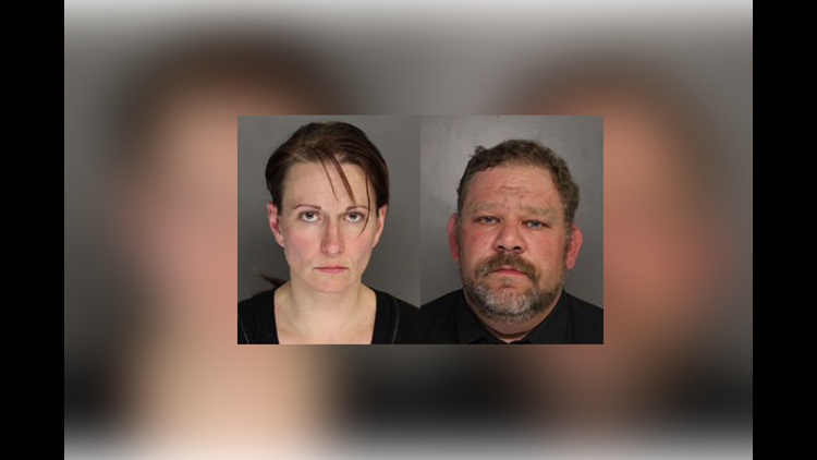 A Pennsylvania police officer planned to blackmail his wife after discovering she had had sex with a 14-year-old boy. She plotted to kill him for it, according to authorities. They both have pleaded guilty.