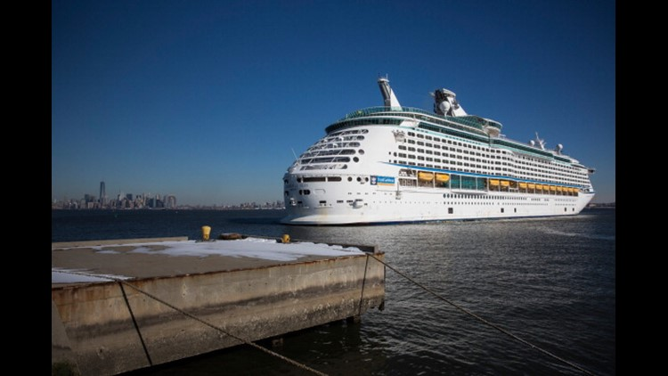 This comes only a month after 500 passengers on two separate Royal Caribbean cruises also fell sick.