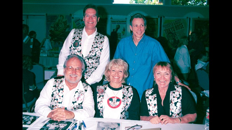 Doreen Tracey maintained ties to Disney and show business throughout her life after playing one of the original Mouseketeers on 'The Mickey Mouse Club.'