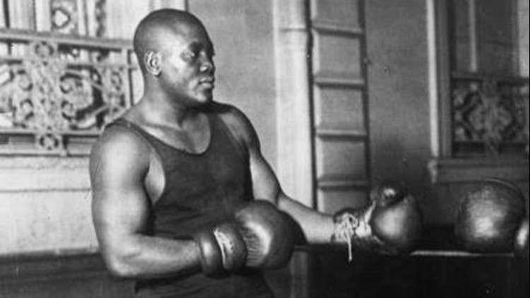 At Sylvester Stallone's urging, Trump weighs 'full pardon' for boxer Jack Johnson