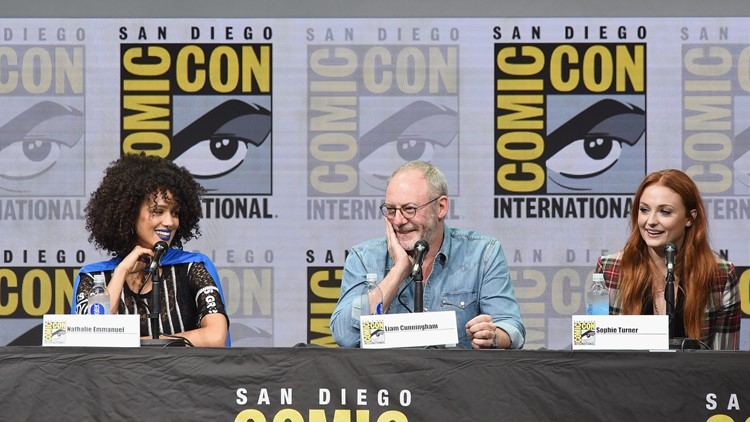 'Due to production schedules and air dates for Game of Thrones and Westworld, these series will not be presented at San Diego Comic-Con this summer,' HBO said Thursday.