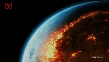 Are An Asteroid And Volcanoes To Blame For Wiping Out The Dinosaurs?