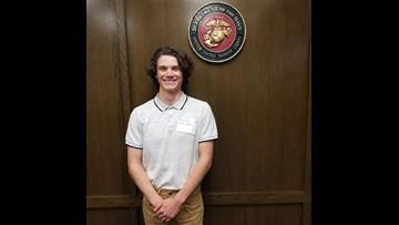 Would-be Marine helped disarm gunman during Colorado school shooting