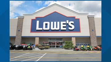Lowe's closing all stores on Easter Sunday