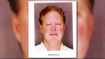 NASCAR CEO Brian France taking 'indefinite leave of absence' following arrest