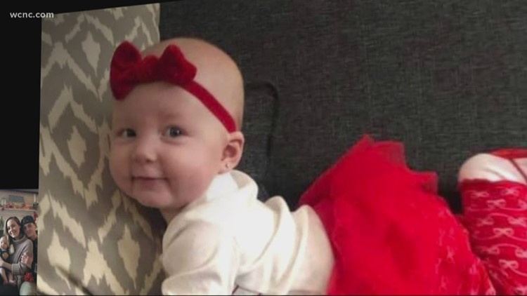 North Carolina family grieves for baby given deadly dose of Benadryl at daycare, police say