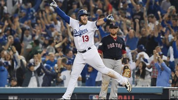 Walk-off gives Dodgers wild 18-inning win in longest World Series game ever
