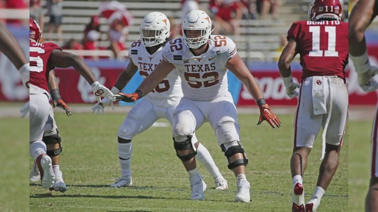 Texas, OU officially request SEC membership for 2025 season