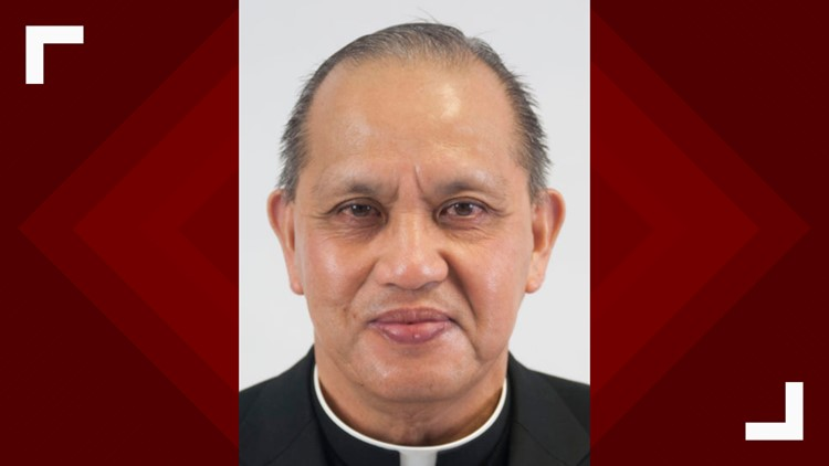 Father Edmundo Paredes,