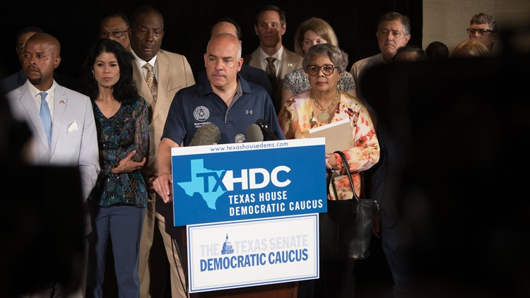 'Corrosive to our democracy': Texas Democrats working towards federal election reform, but lack votes