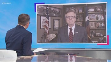 Inside Texas Politics: Texas Lt. Gov. Dan Patrick calls a property tax freeze a terrible idea
