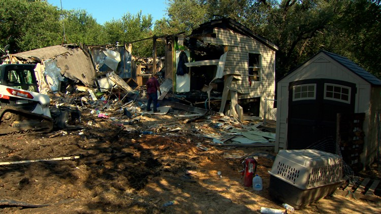 'It has given me hope': Veteran's faith restored by community support in wake of house fire