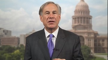Gov. Greg Abbott is encouraging tax authorities to cut property tax rates, not raise them