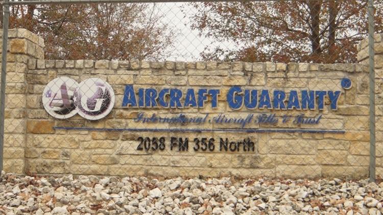 Aircraft Guaranty