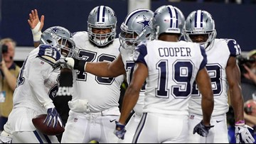 Cowboys end Saints' 10-game winning streak with stalwart defensive performance