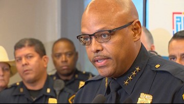 'I was just fired': Fort Worth police chief says he's out