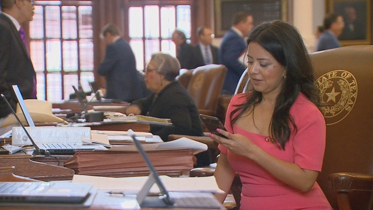 A Dallas Democrat becomes only the sixth Latina to chair a committee in the Texas House