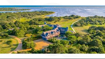 Photos: Obamas buying massive Martha's Vineyard island estate