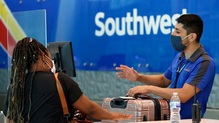 Facing net loss of $1.2 billion in third quarter, Southwest Airlines to begin selling all seats on planes