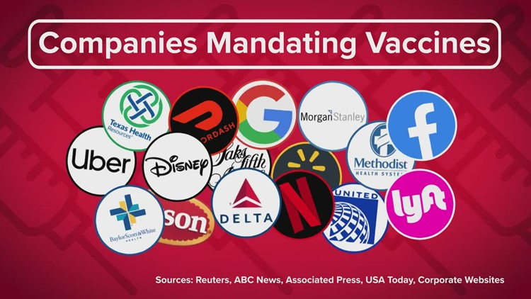 Texas cautions employers about requiring employees to be vaccinated