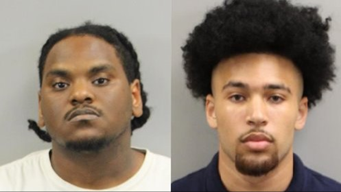 Car Chase Leads To Two Arrested In Connection To Murder In