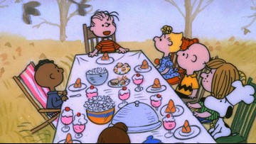 Get your turkeys ready! 🦃 'A Charlie Brown Thanksgiving' airs on Nov. 27