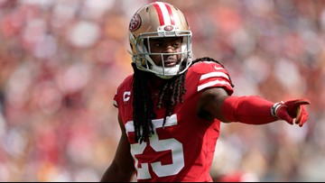 49ers' Richard Sherman pays off more than $7,000 in school's lunch debt