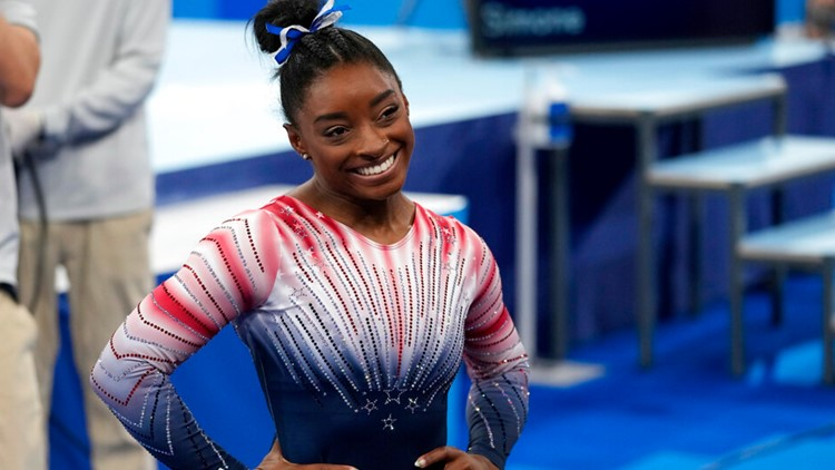 'I'm more than my medals': Simone Biles says she's keeping the door open on 2024 Olympics while reflecting on her time in Tokyo