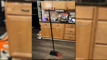 Is the #broomchallenge real? The latest craze sweeping the nation