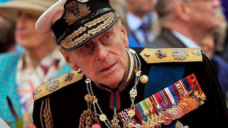 Prince Philip, husband of Britain's Queen Elizabeth II, dead at 99