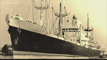Ship believed to be lost in Bermuda Triangle in 1920s, found off St. Augustine's coast