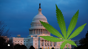 Marijuana moves one step closer to nationwide decriminalization