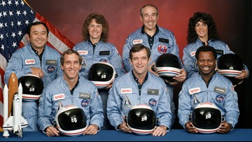 'Star Voyagers'   Remembering the astronauts killed in the Challenger explosion