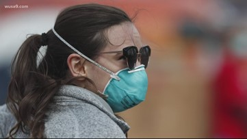 Wear a mask or face a fine: Texas town says you have to cover your mouth, nose when you leave home