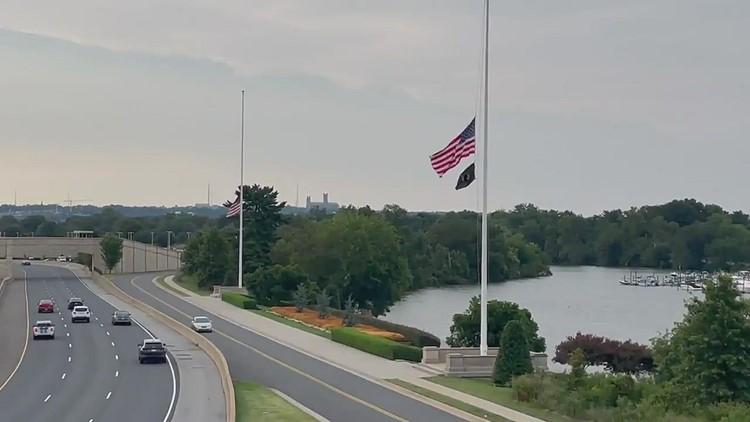 Officer, suspect dead following Pentagon Metro shooting, AP says