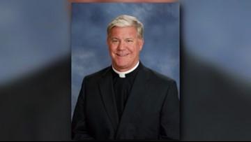 Norfolk priest on leave, accused of violating code of conduct