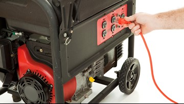 Here's some generator safety tips for hurricane season