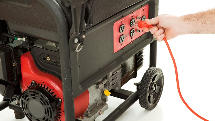 Here are some generator safety tips for hurricane season